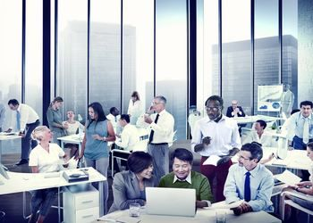 Health and safety in the office: How many workers is too many?