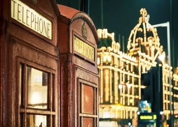 London's Best Office Locations at Christmas