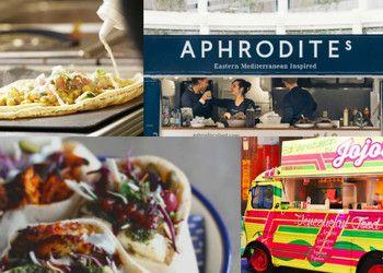 Broadgate & Liverpool Street: Food Trucks #LiveYourLunchBreak