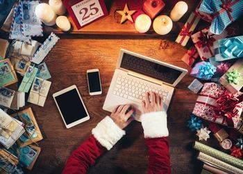 Working From Home This Christmas? 4 Top Tips To Boost Productivity