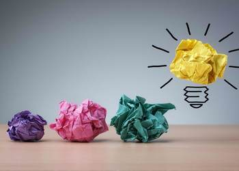 Top tips: how to brainstorm business ideas