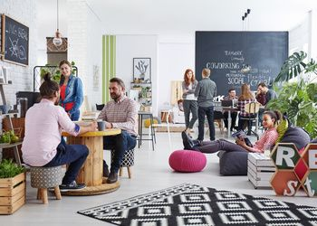 Co-working spaces to rent are a cost-saving no-brainer and here's why