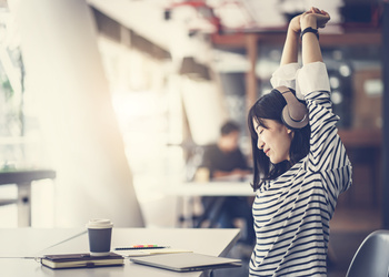 Five Wellness apps to support your employees' flexible working.