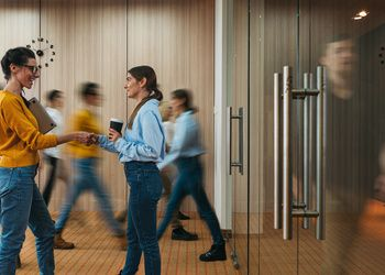 How long do serviced office viewings take?