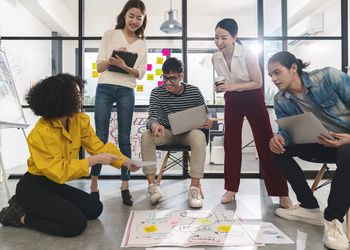 4 Reasons Flexible Workspace Design is a Great Recruiting Tool for Growing Businesses